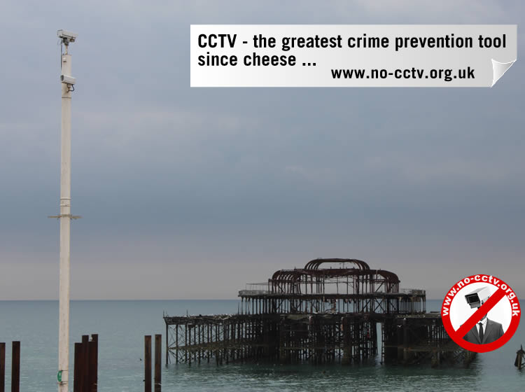 cctv - the greatest crime prevention tool since cheese